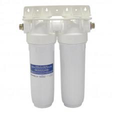 Συσκευή Φίλτρου Νερού Κάτω του Πάγκου ATLAS DP DUO 10''