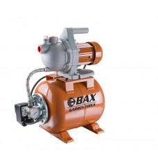 BAX 5C-800 Πιεστικό νερού 1.10Hp με Δοχείο 20lt οριζόντιο