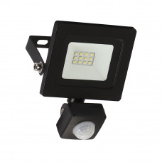 Bormann BLF1500 Προβολέας LED με Ανιχνευτή Κίνησης 10W 4000Κ Μαύρος 850Lumen