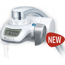 BRITA ON TAP NEW Συσκευή Φίλτρου Νερού Βρύσης Λευκό με Ψηφιακή Ένδειξη  (Σε 3 άτοκες δόσεις)
