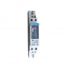 Μετρητής ρεύματος ράγας FERRARA αναλογικός μονοφασικός στενός 30A  147-02054