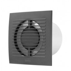 Εξαεριστήρας Μπάνιου Europlast EE100A Ανθρακί Φ100