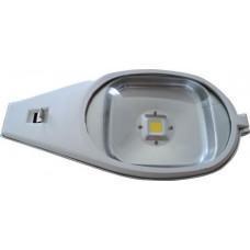 Φωτιστικό Δρόμου LED Αλουμινίου Ferrara 50W 6500Κ 145-57002