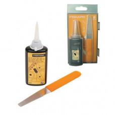 Fiskars Σετ Συντήρησης Για Εργαλεία  110990102