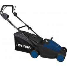 Hyundai LM1638 Μηχανή Γκαζόν Ηλεκτρική 1.600Watt (Σε 6 άτοκες δόσεις)