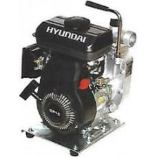 Hyundai GP15 Αντλία Νερού Βενζινοκίνητη Τετράχρονη 2.5Hp (Σε 6 Άτοκες Δόσεις)