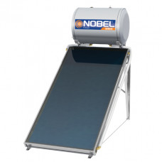 NOBEL AELIOS Ηλιακός Θερμοσίφωνας Glass 120/2,0m² Επιλεκτικός ALS Διπλής Ενέργειας