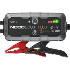 NOCO Boost Plus Ultrasafe GB40 Εκκινητής Λιθίου Μπαταρίας (Power Bank) 12V 1.000A