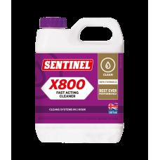 Καθαριστικό εγκαταστάσεων θέρμανσης SENTINEL X800 (1lt)