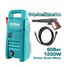 TOTAL TGT11306 Πλυστικό Νερού Υψηλής Πίεσης 1.200Watt 90Bar