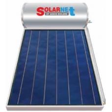 ASSOS Solarnet SOL 120/2m² Επιλεκτικός Τιτανίου Διπλής Ενέργειας