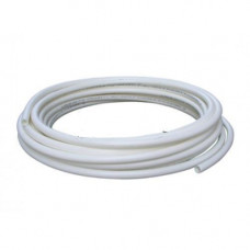 Σωληνάκι πλαστικό λευκό Φ6 για φίλτρο νερού (1m)