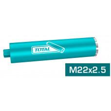 TOTAL TAC2811021 ΔΙΑΜΑΝΤΟΚΟΡΩΝΑ ΥΓΡΑΣ ΚΟΠΗΣ 102mm / 450mm