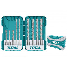 TOTAL TACSDL30901 ΣΕΤ ΤΡΥΠΑΝΙΑ SDS-PLUS 9ΤΕΜ