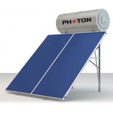 Ηλιακό PHOTON eco 120/2,0m² επιλεκτικός τιτανίου