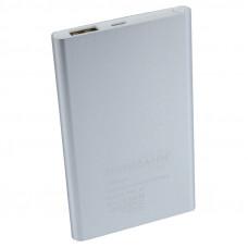 Bormann BBC5001 Power Bank 5V 5000Ah Silver