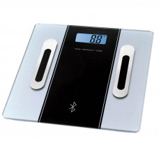 Bormann BWS1800 Ψηφιακή Ζυγαριά Μπάνιου Πολλαπλών Χρήσεων 180Kg με Λιπομέτρηση & Σύνδεση με Bluetooth